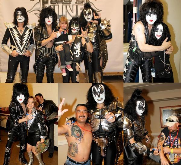 Kiss Summer Tour