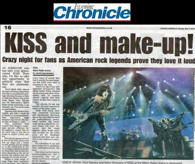 Spotify Kiss And Makeup: KISS Online :: News