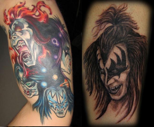 Psycho Tattoo Designs