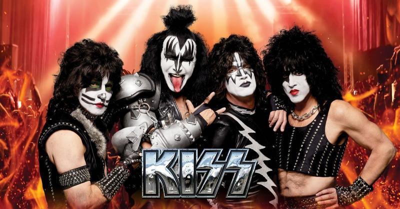 Kiss  Tour Band Members