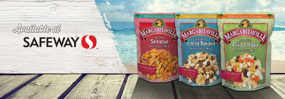 Margaritaville Foods Available at Safeway