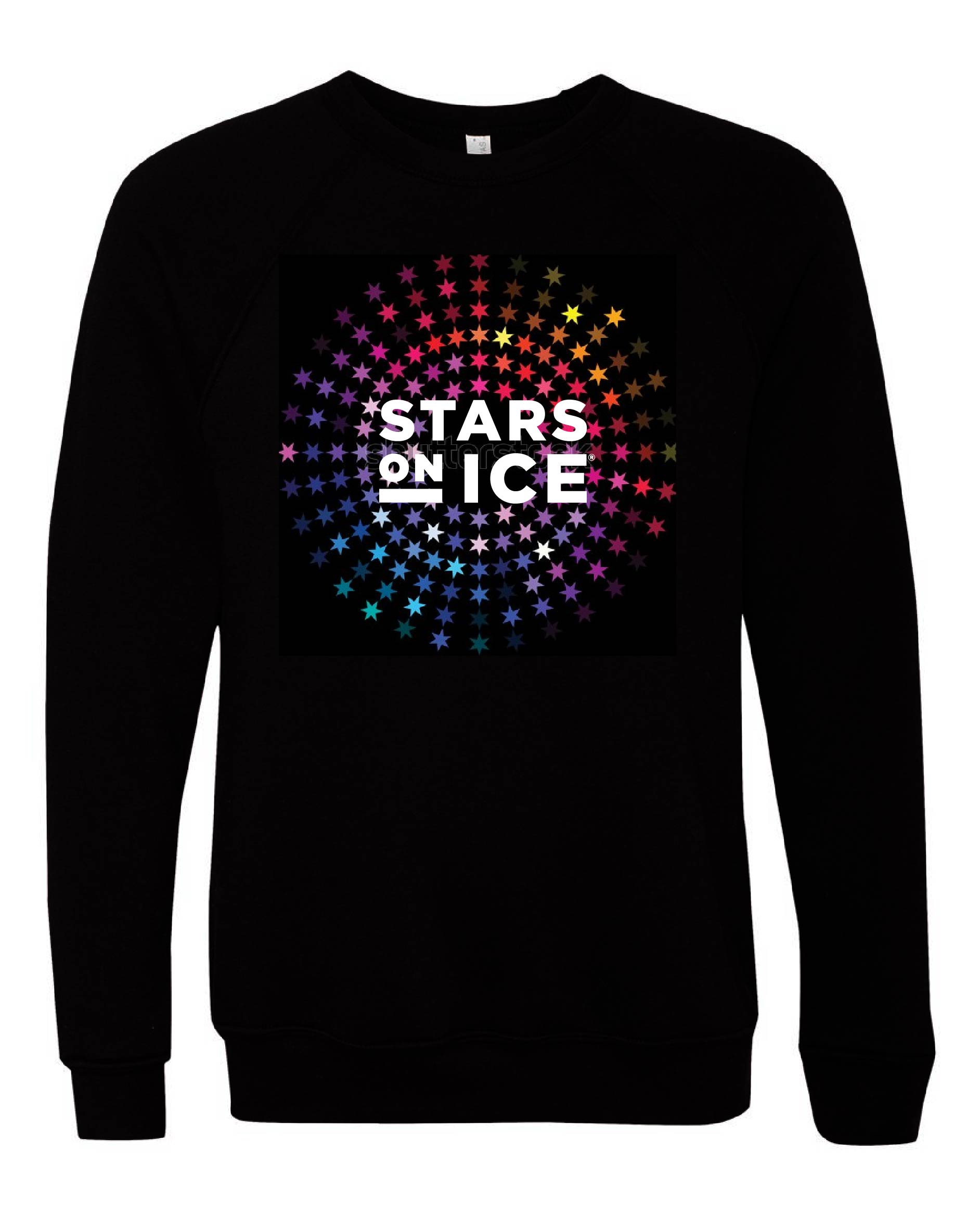 2019 Stars on Ice Tour Sweatshirt