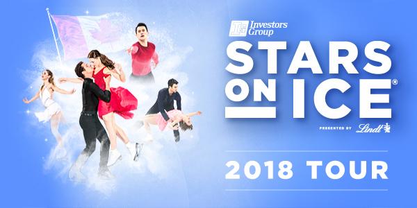 Stars on Ice Horizontal Keyart - 2018
