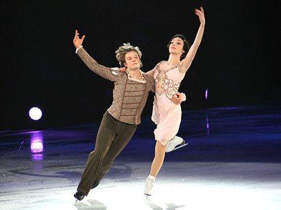 Meryl Davis & Charlie White - Photo Credit Christi Sausa