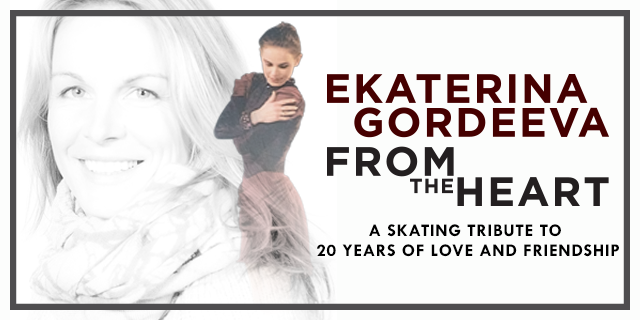 Ekaterina Gordeeva - From the Heart