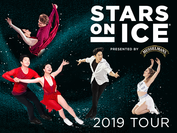 Stars on Ice Horizontal Keyart - 2019