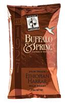 Buffalo & Spring Ethiopian Harrar Coffee