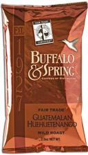Buffalo & Spring Guatamala Huehuetengango Coffee