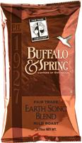 Buffalo & Spring Earth Song Blend Coffee