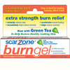 Scar Zone Burn Gel with Green Tea