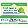 Scar Zonea Acne Treatment & Scar Diminishing Cream with Green Tea