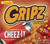 Cheez-It Baked Snack Crackers - Gripz Mighty Tiny