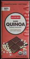 Alter Eco Organic Dark Chocolate Quinoa Bar 2.8oz