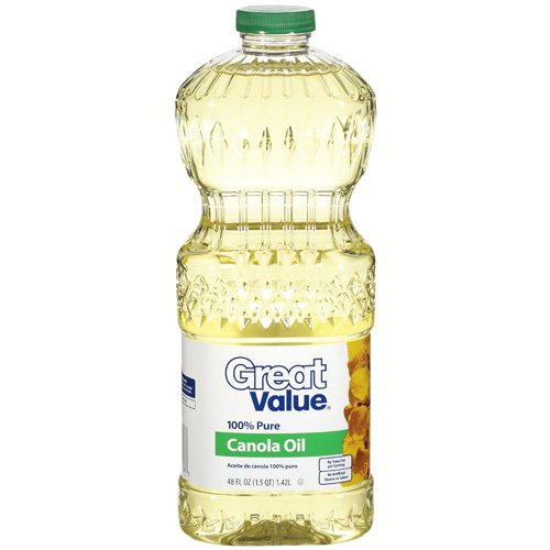 UPC 078742431673 Great Value Pure Canola Oil | Buycott UPC ...