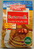 Arrowhead Mills Buttermilk Pancake And Waffle Mix -- 26 Oz