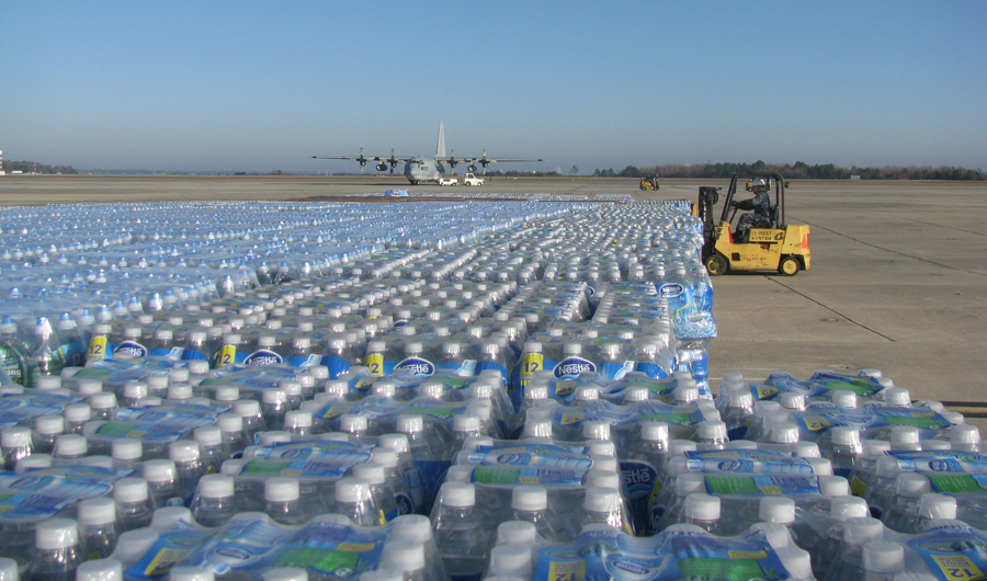 Nestle exploiting water supplies even during droughts