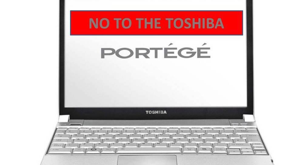 BOYCOTT TOSHIBA! Make all replacement batteries availble!