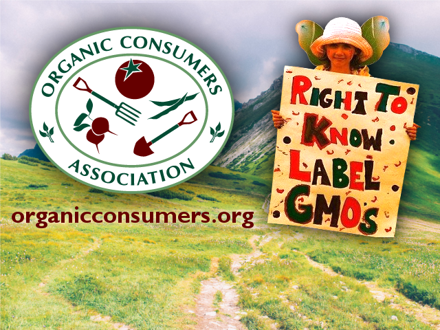 Buy Organic Brands that Support Your Right to Know