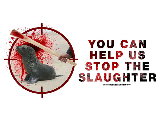 Stop the largest slaughter of wildlife in Africa!