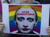 Boycott Russian Products because of homophobic LGBT policies