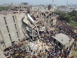 Support the Accord on Fire and Building Safety in Bangladesh