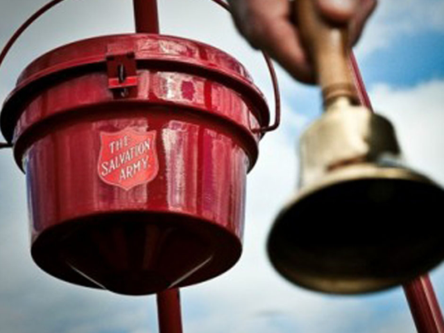 Salvation Army Sponsors