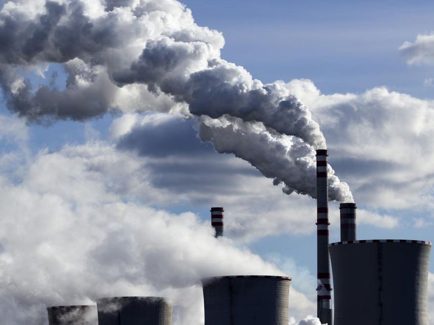 Corporations lobbying against climate legislation
