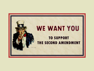 Support Gun Rights and the Second Amendment