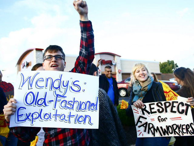 Wendy's, Stop Exploiting Farmworkers