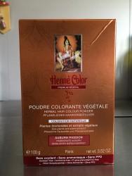 3348070017014 njd cosmetics sas france paris henn color poudre colorante vgtale - Henn Color