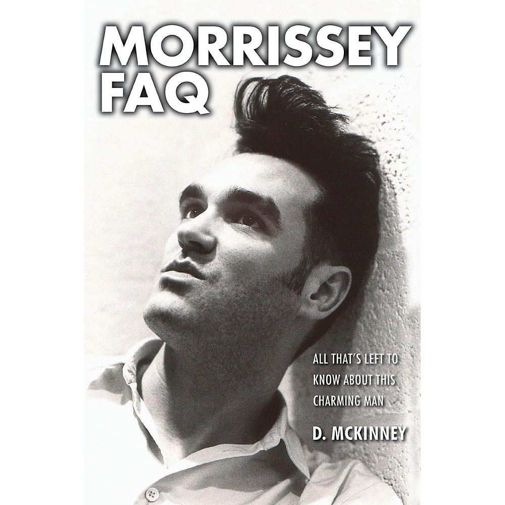 884088952693 Backbeat Books Morrissey Faq: All That's Left To Know About  This Charming Man