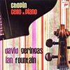 Chopin for Lovers Chopin: Works for Clo & Pno