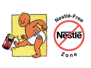 The Nestle boycott