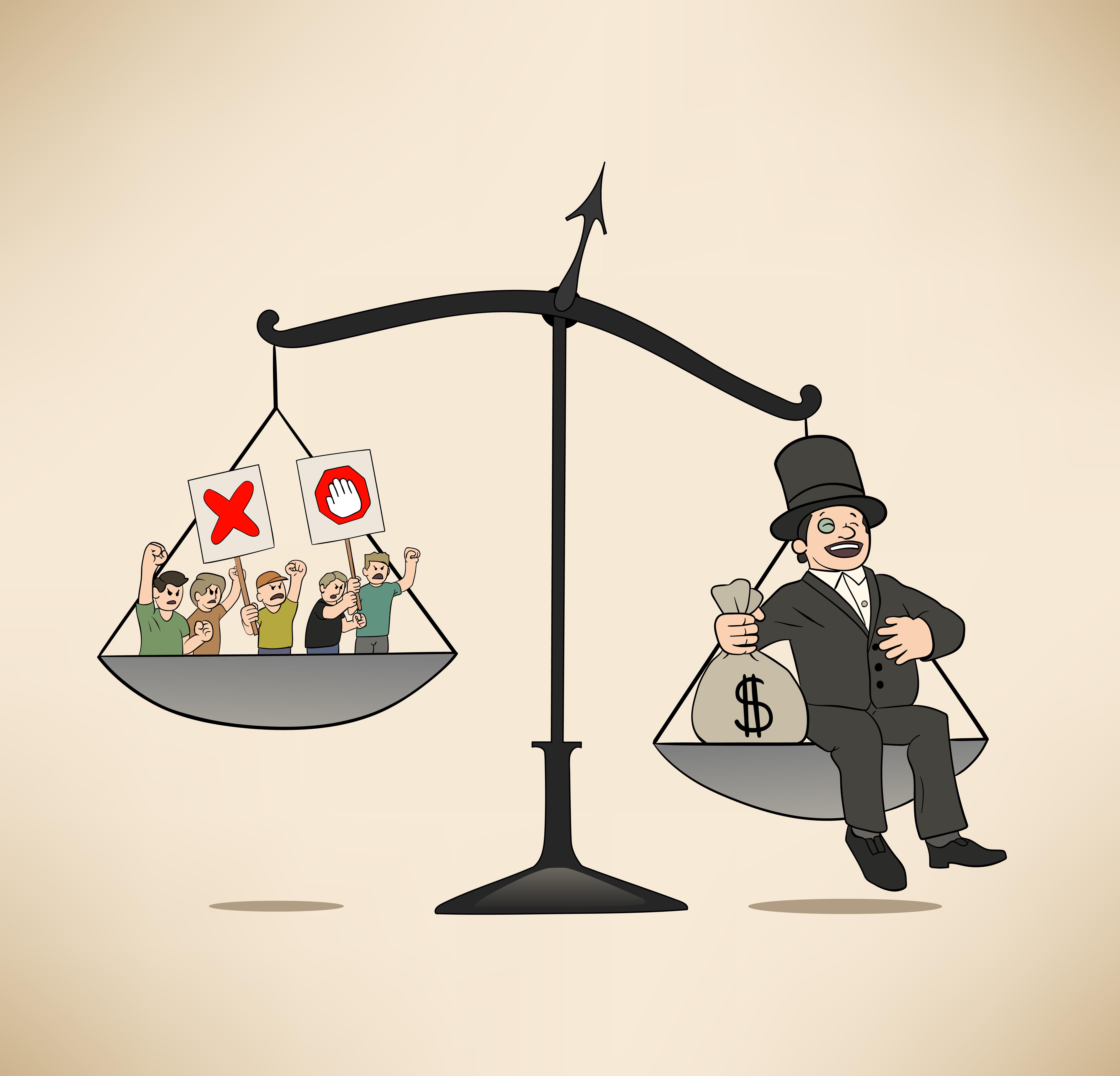 Boycott Income Inequality
