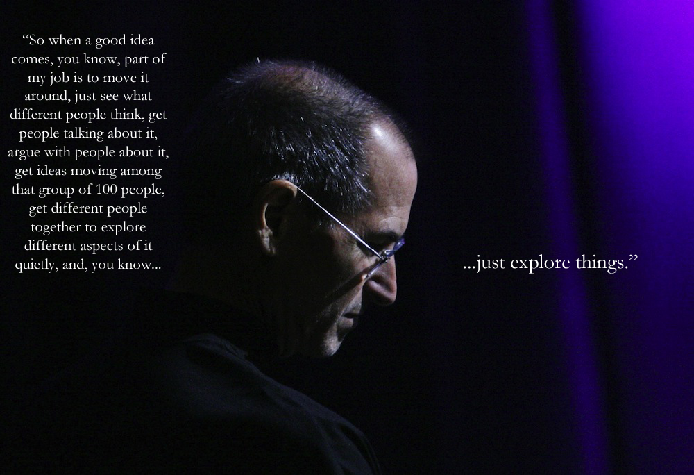 steve jobs transformational leadership