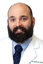 The Jackson Clinic Announces Addition of New Hospitalist