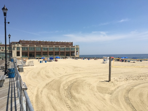 Officials Say Monmouth County Beaches Looking Good For Summer