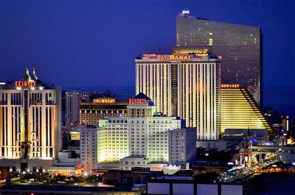 Casinos Could Expand North of Atlantic City, Monmouth Park Not A Possibility
