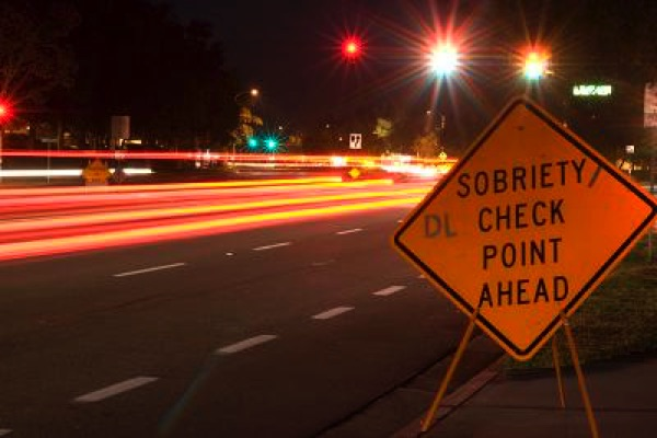 Monmouth Beach DWI Checkpoint In Place This Weekend