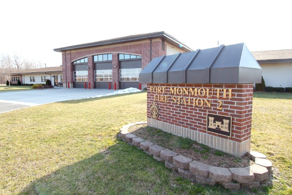 Fort Monmouth Fire Station Up For Sale