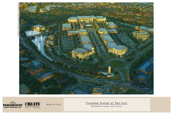 Eatontown Fort Monmouth Proposal Includes Housing, Hotel, Dine-In Theater