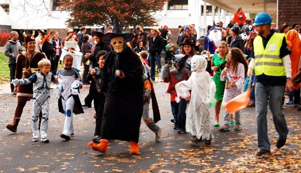 Trunk Or Treat, Parades Scheduled For Sea Bright Halloween Celebration