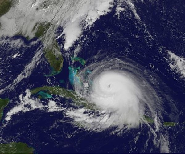 UPDATE: State Of Emergency Declared By Christie As Joaquin Tracks Closer