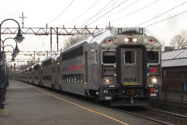 Person Struck And Killed By Train In Long Branch
