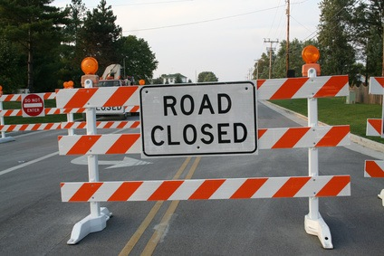 Several Local Roads To Close To Accommodate Haskell Traffic