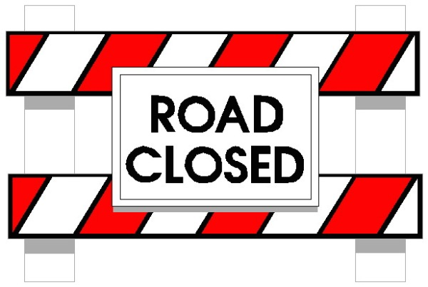 West Long Branch Road Closures Begin March 28