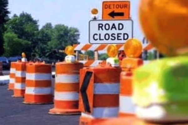 Monmouth Road Shuttered In Both Directions In West Long Branch