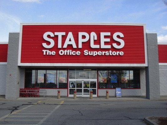 70 Staples Stores Will Close In 2017