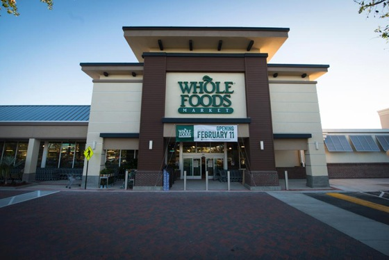 Local Whole Foods Market Opening Nearby