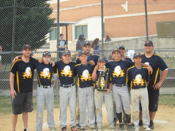 Eatontown Middle School Captures Second Straight Baseball Championship